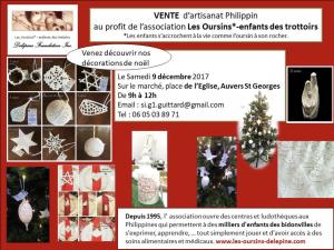 Marché de Noël à Auvers St Georges 9h à 12h @ Auvers-Saint-Georges | Île-de-France | France
