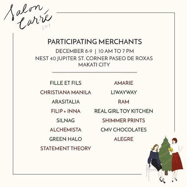 LIWAYWAY rendez-vous! @ Salon Carré | Makati | Metro Manila | Philippines